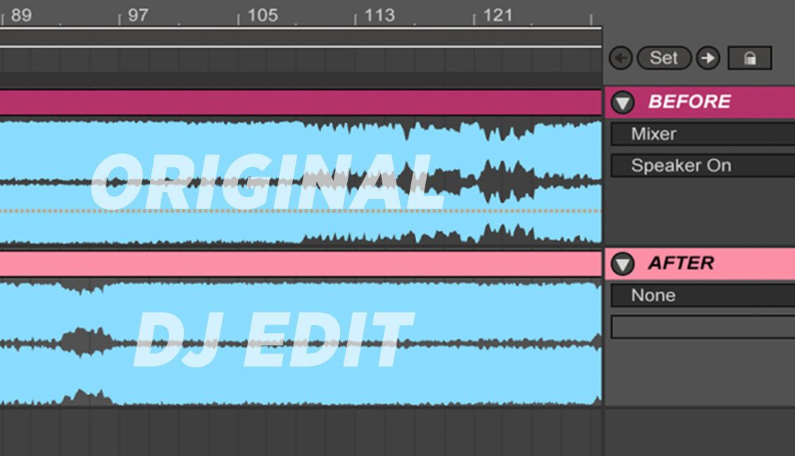 Why Every DJ Should Be Making Edits - DJ TechTools