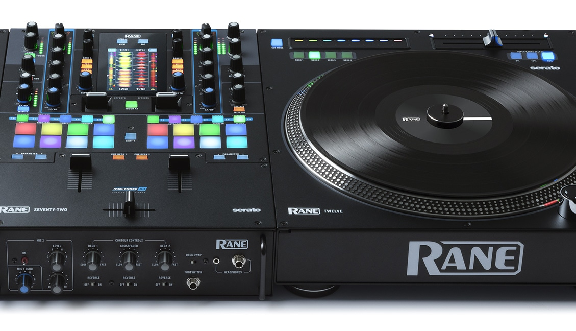 Rane DJ Twelve and Seventy-Two