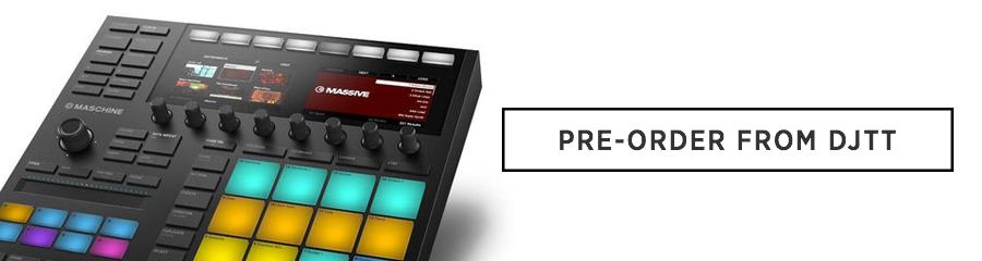 Maschine Mk3 DJ Techtools