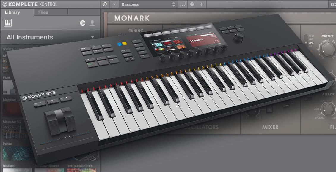 Native Instruments Komplete Kontrol MK2 S49