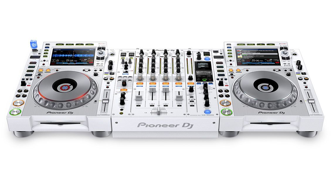 PIONEER DJM-900NEXUS PLATINUM EDITION DJ CONTROLLER TREIBER WINDOWS XP