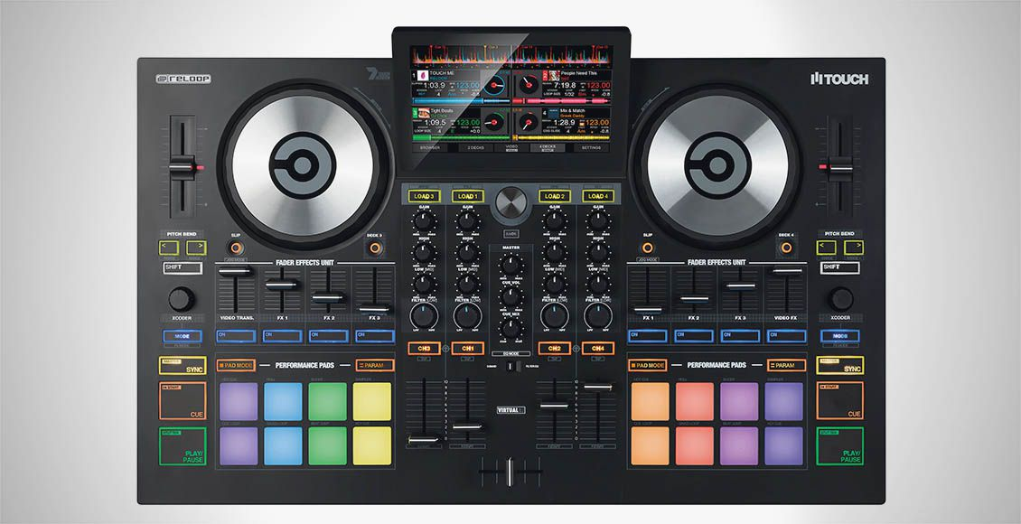 virtual dj 7 midi controller