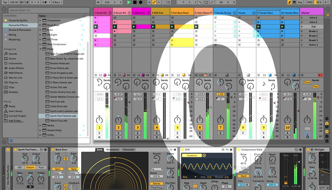 Ableton Live 10 Announced: What's New? - DJ TechTools
