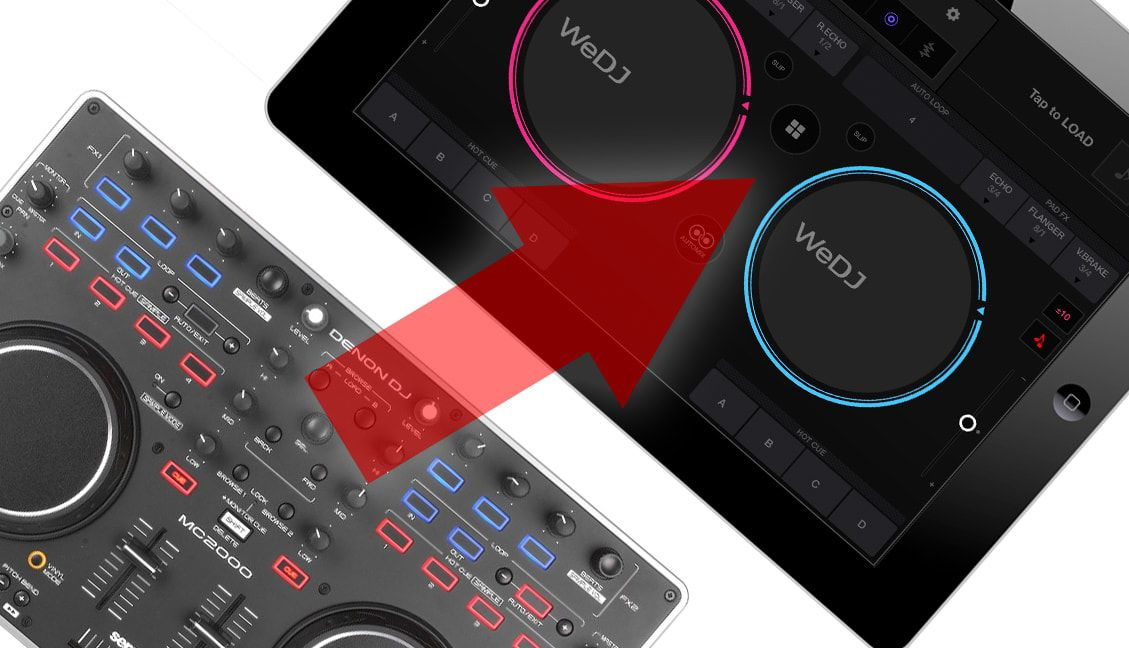 How To Use Any MIDI Controller With WeDJ + Cross DJ iOS Apps - DJ