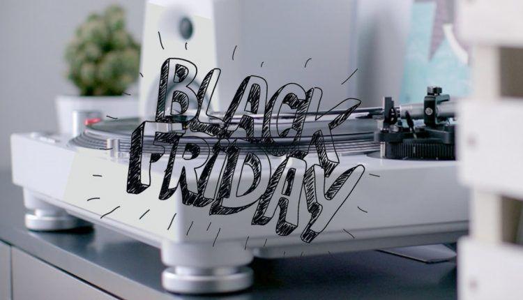 DJ/Producer Black Friday 2017 Preview
