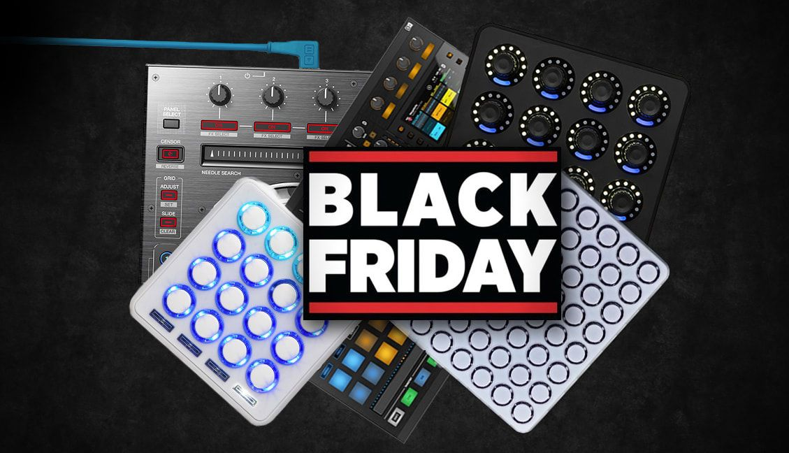 Black Friday / Cyber Monday DJ Gear Sale 2017