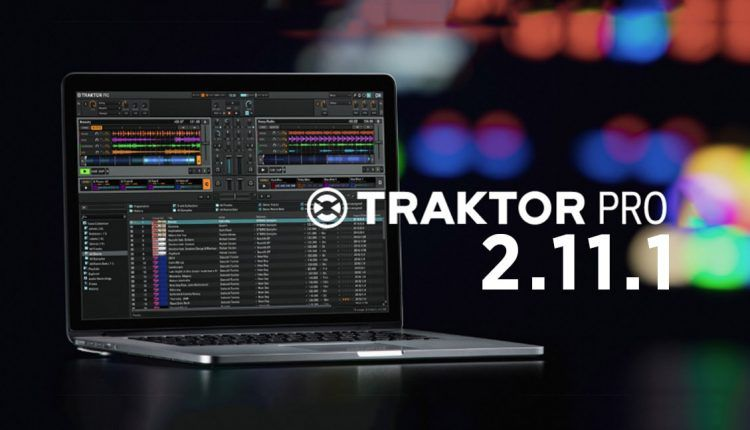 Traktor Pro 2.11.1