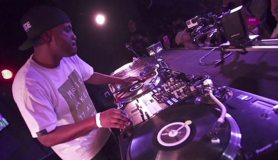 DJ Ease US Thre3tyle winning set