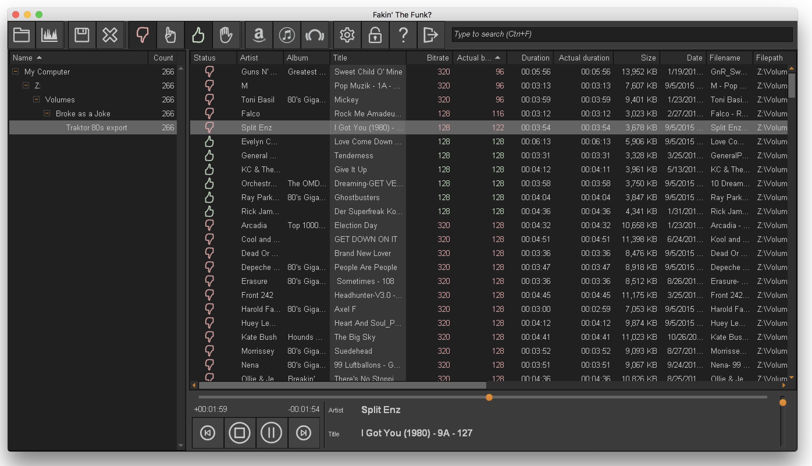 Review: Fakin' the Funk? Low-Bitrate Detection Utility - DJ