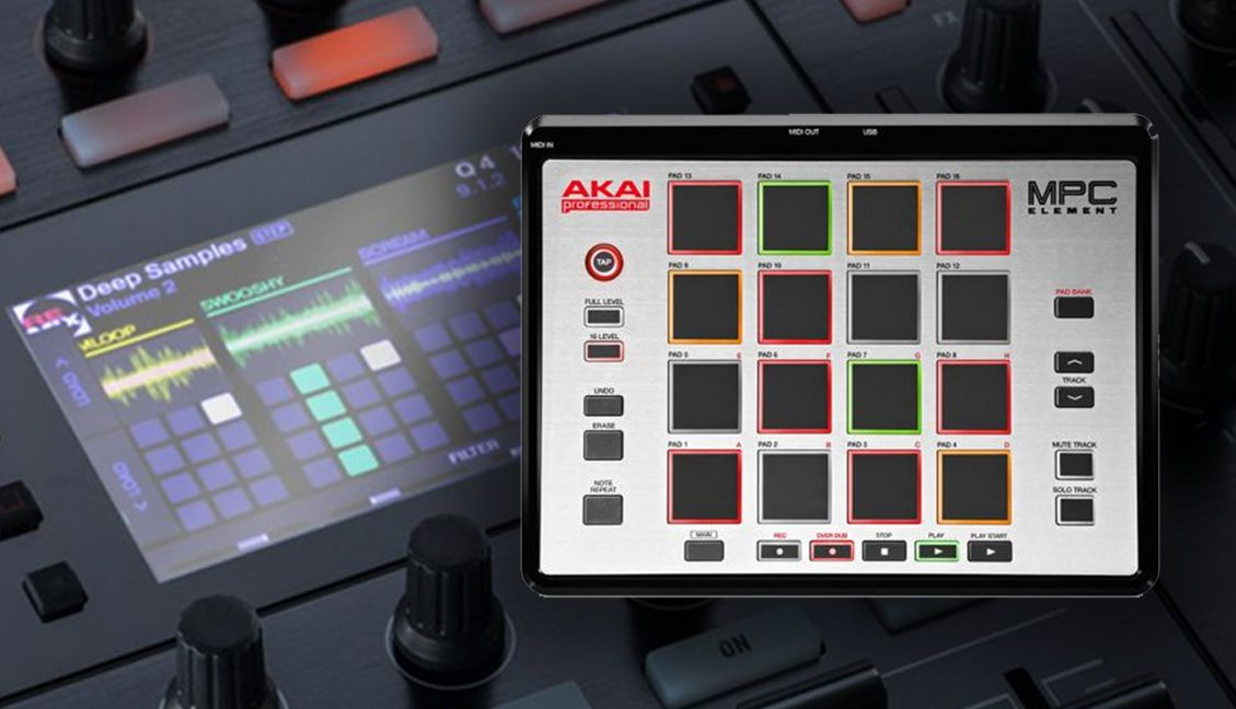 Traktor's Step Sequencer: How To Map It To Any MIDI