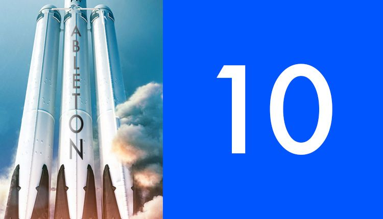 Ableton Live 10 Launch