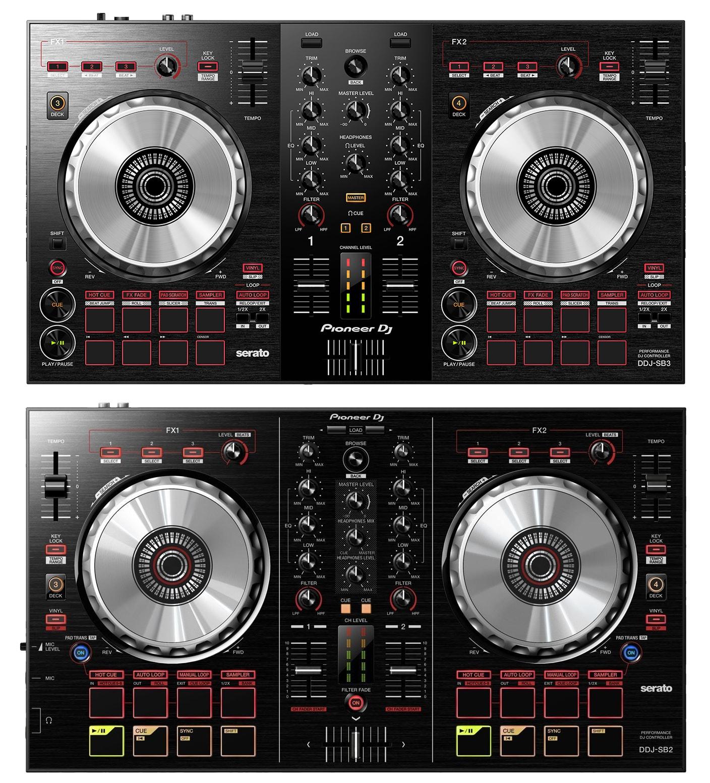 PIONEER DJ DDJ-SB2 LOOP ROLL