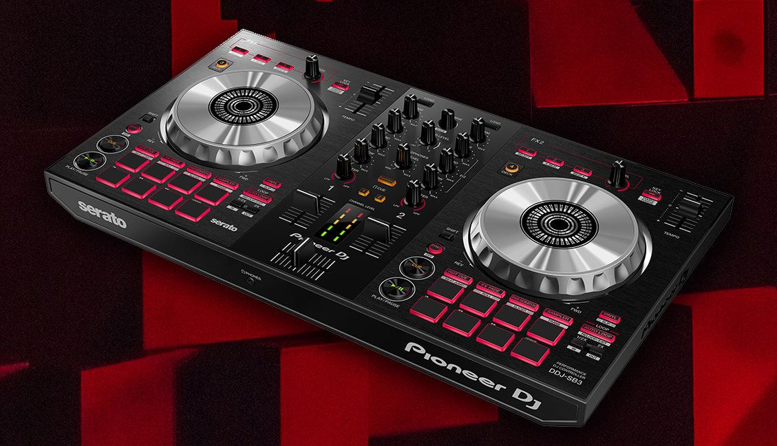 DDJ-SB3: Pioneer DJ, Jazzy Jeff, and Serato's New Budget