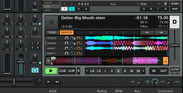 Review: Audionamix's Xtrax Stems Separates Tracks into Stems - DJ