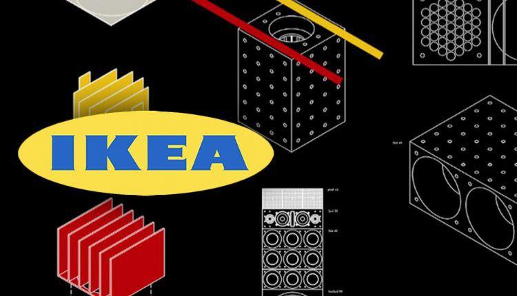 Ikea and Teenage Engineering DJ equipment