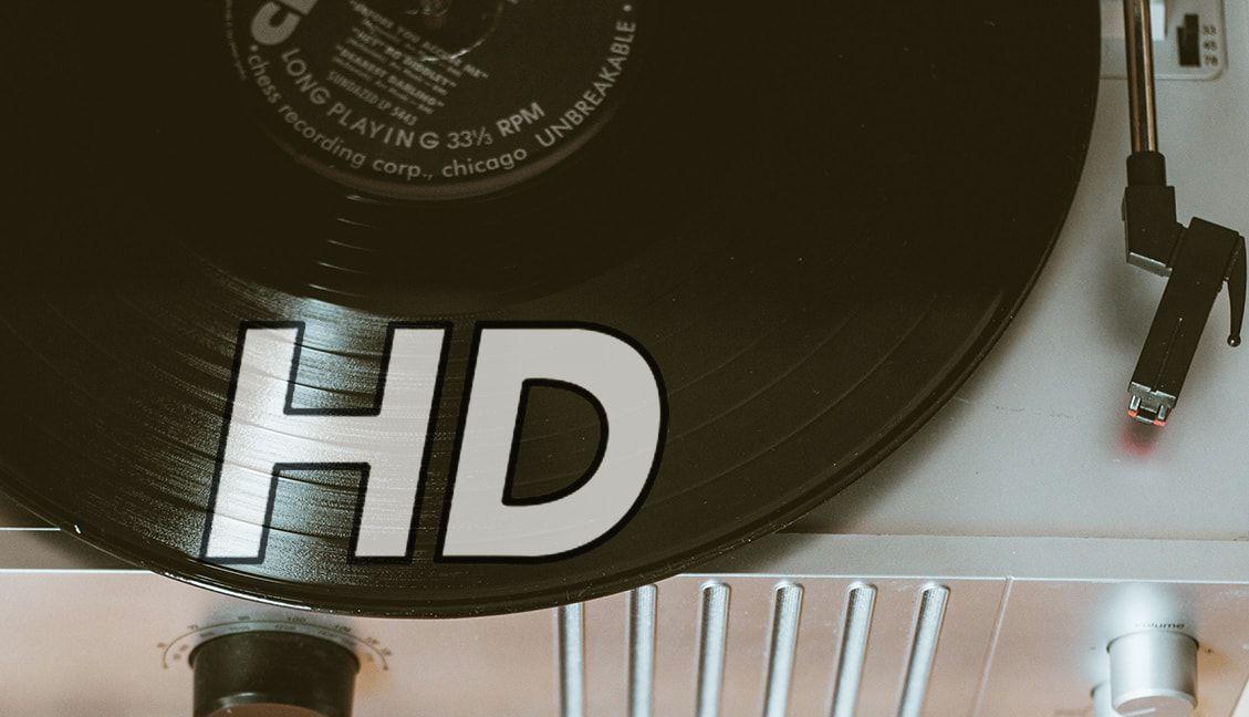 HD Vinyl