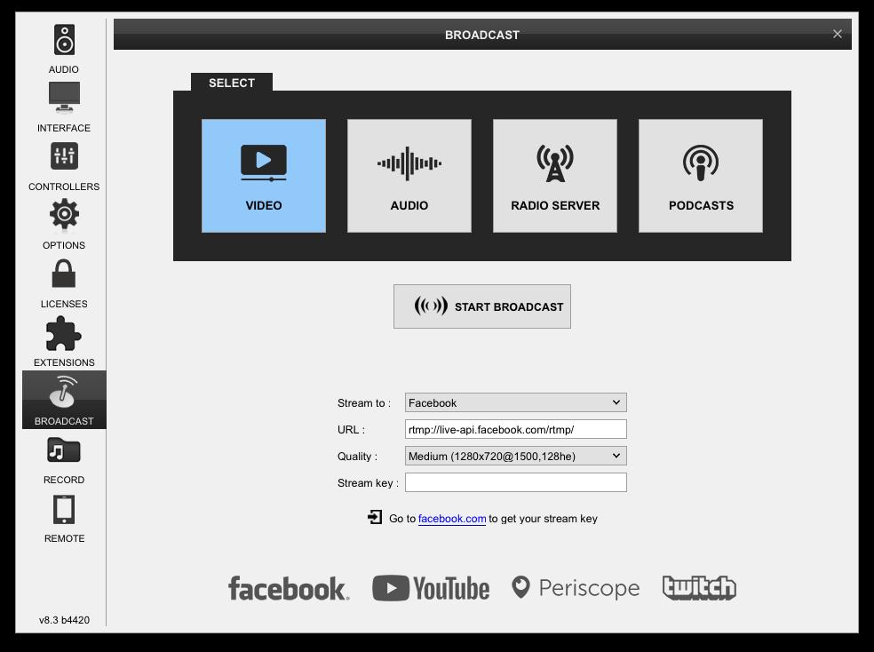VirtualDJ 2018 Beta: Videoskins + Shaders, Scratch