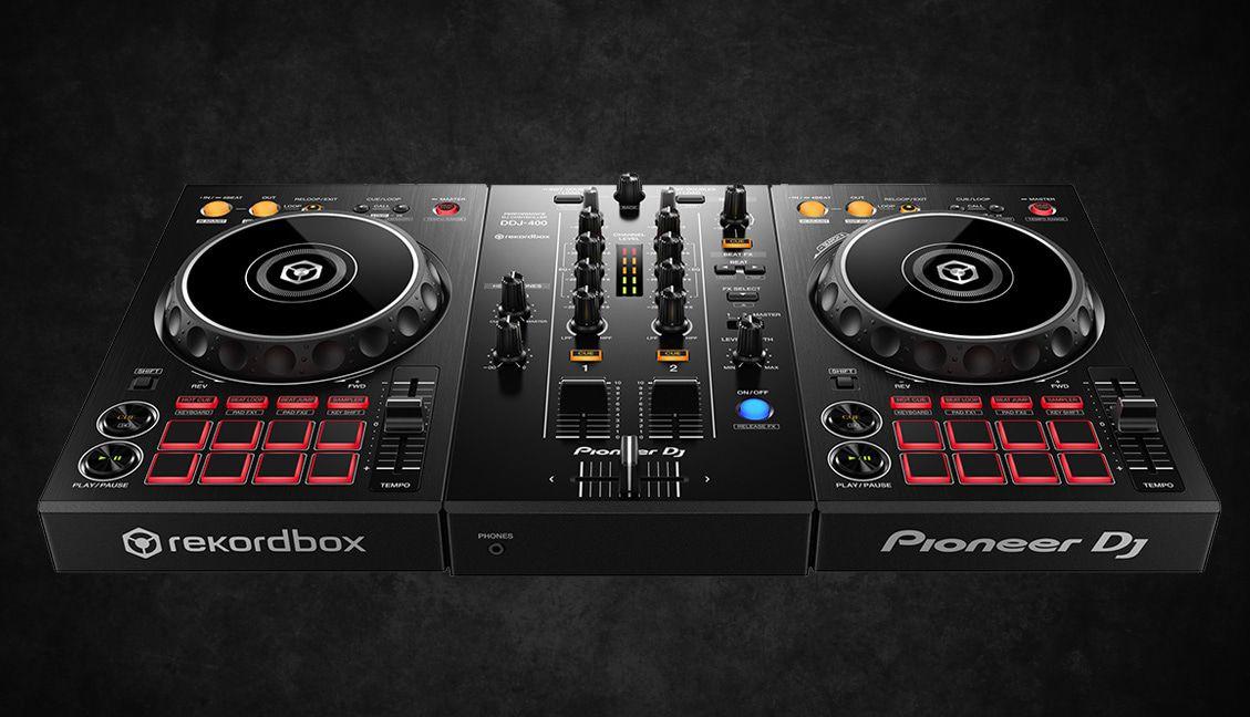 DDJ-400  Pioneer DJ s New  250 Rekordbox Controller - DJ TechTools e42143570e