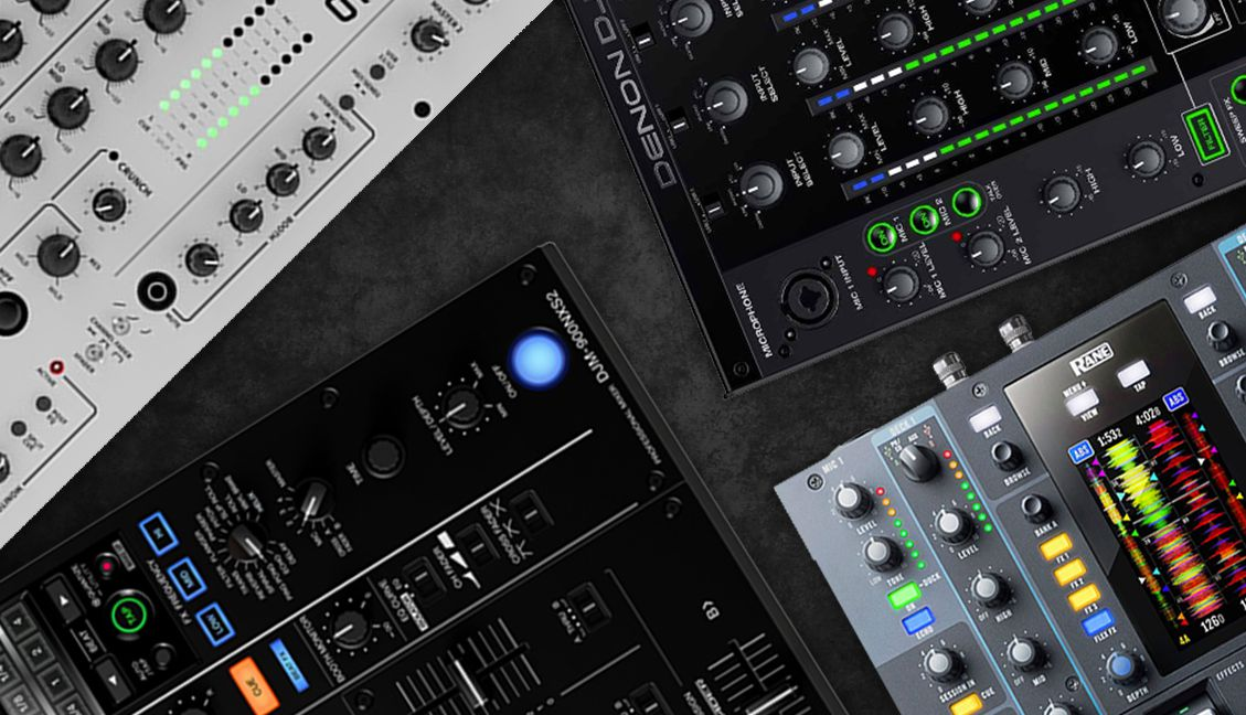 5 Features That Every New DJ Mixer Should Have - DJ TechTools