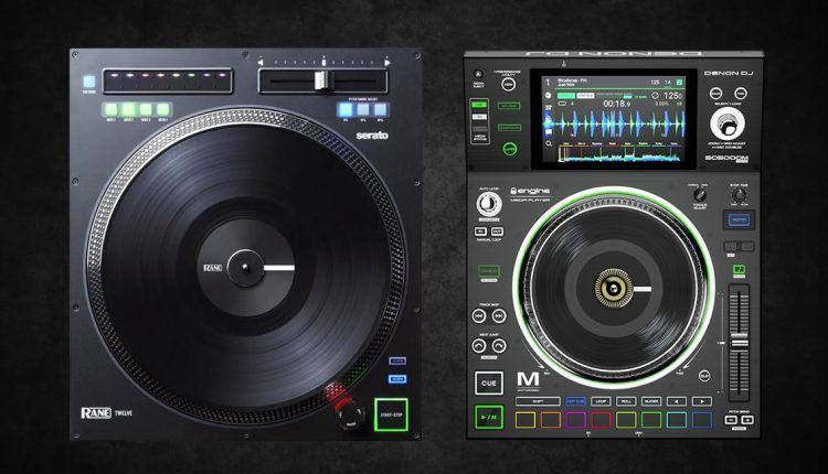Spinning DJ Gear Is Back
