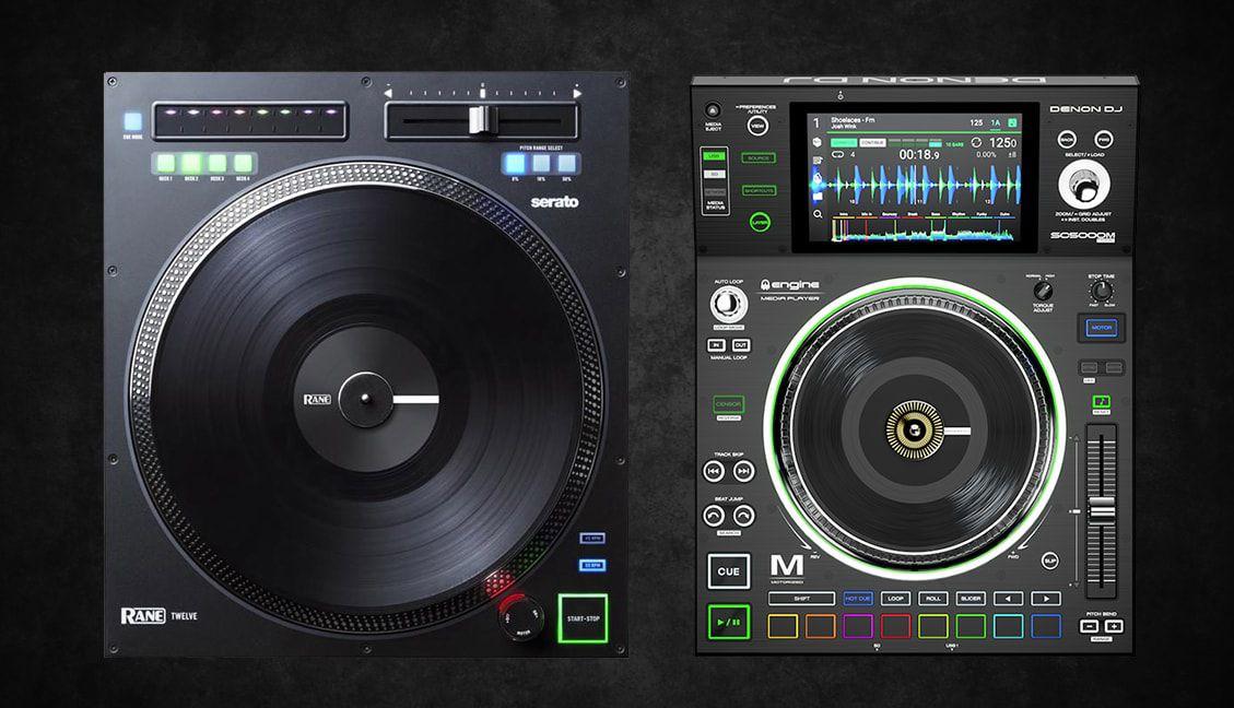 Spinning DJ Gear Is Back