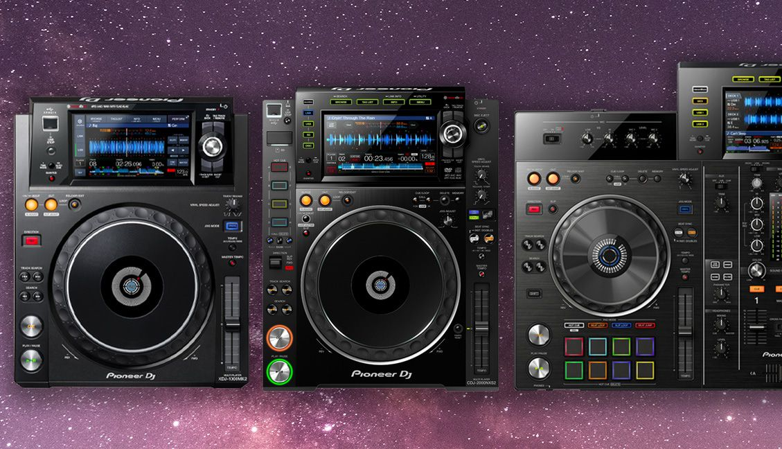 Pioneer DJ XDJ/CDJ Buying Guide