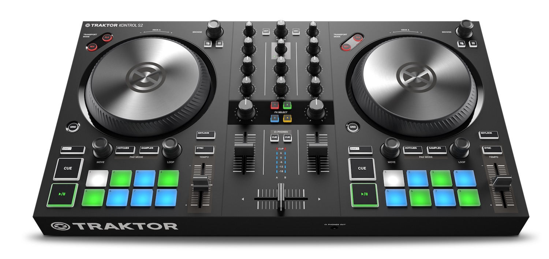 Traktor Kontrol S2 MK3: Simplified and Mobile-Friendly - DJ