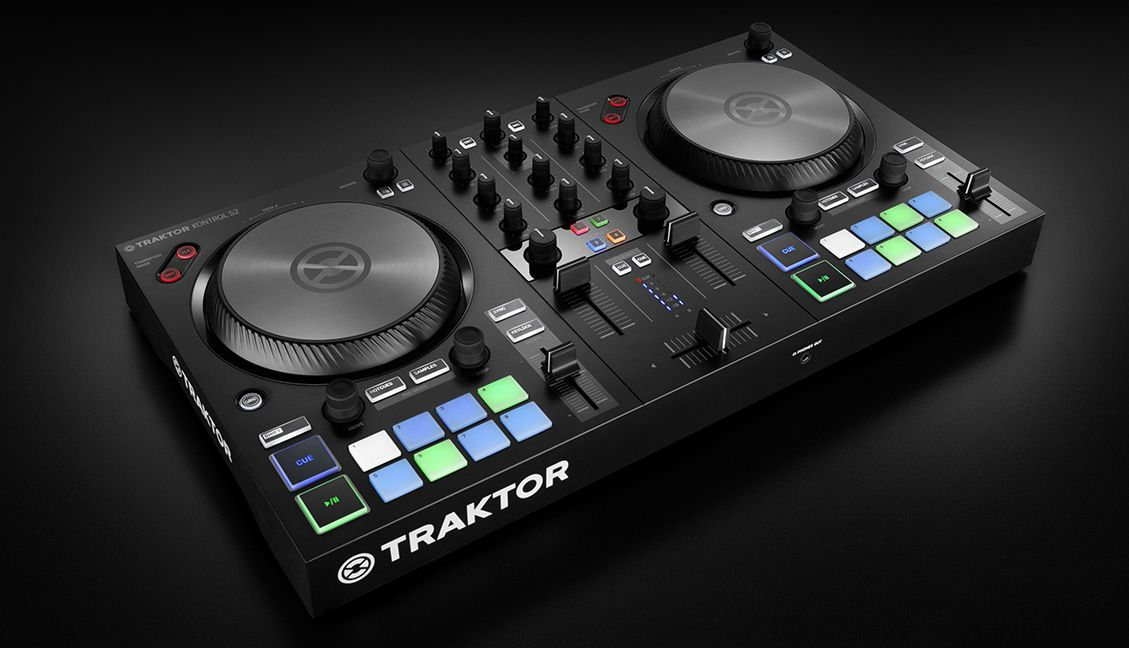 Traktor Kontrol S2 MK3: Simplified and Mobile-Friendly - DJ TechTools