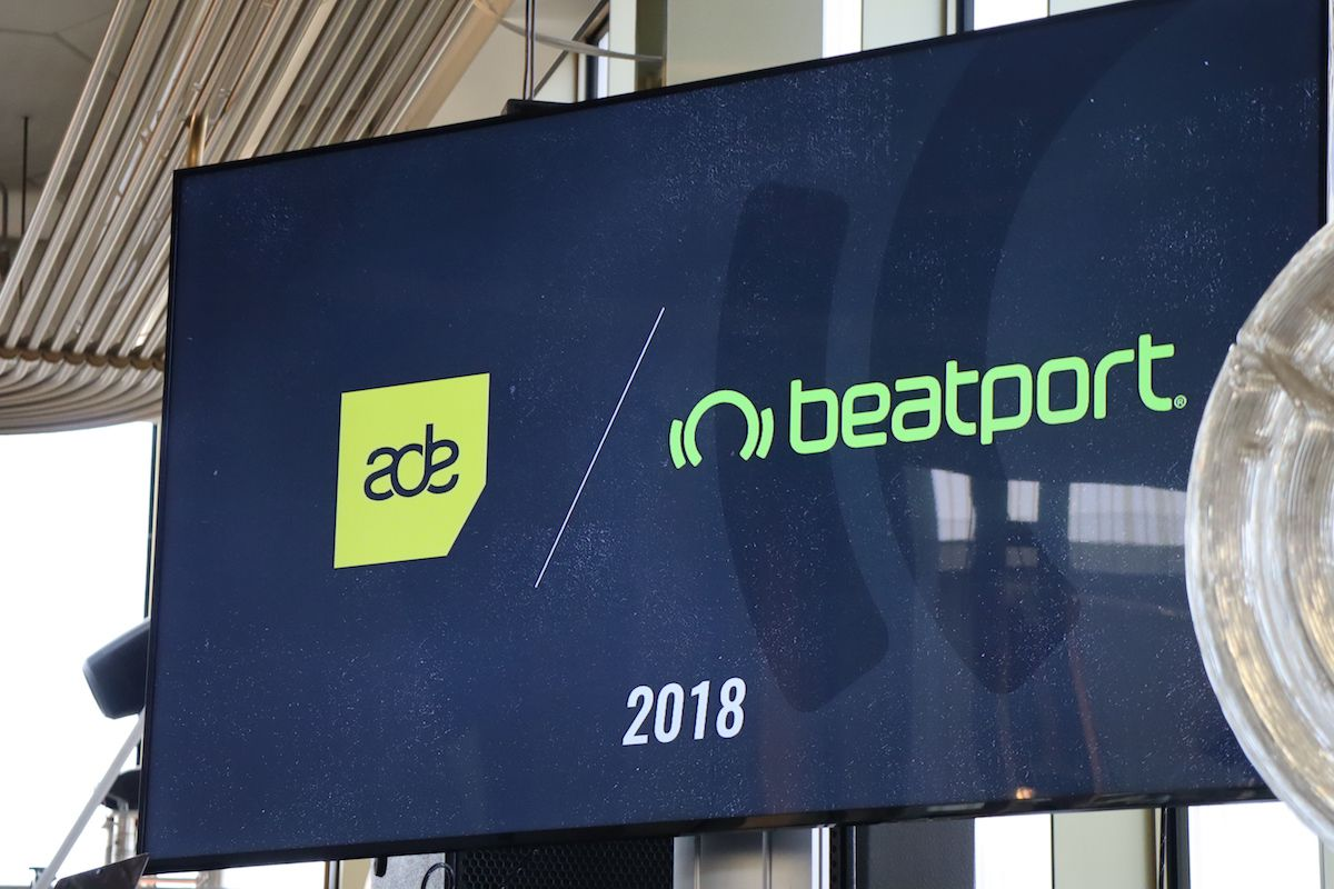Beatport at ADE 2018