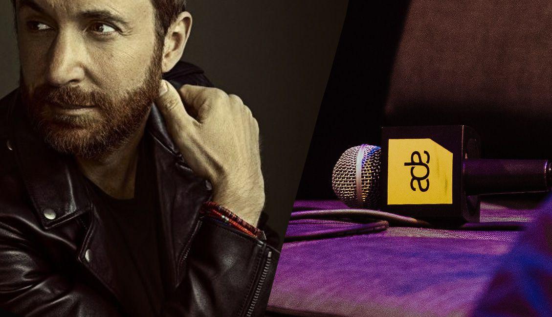 David Guetta at ADE