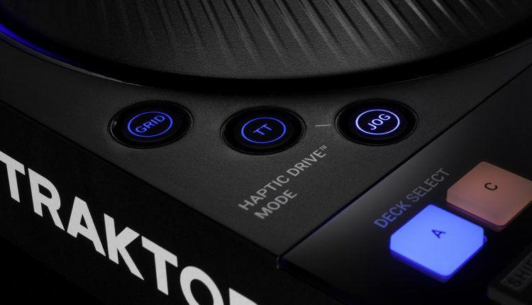 kontrol s4 mk3 haptic drive