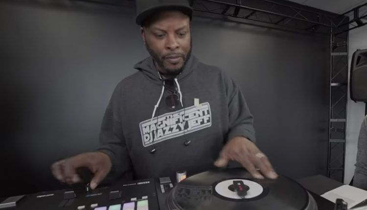Jazzy Jeff tests Phase