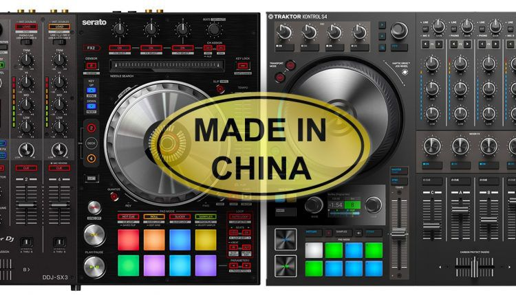 DJ Gear Prices Going Up