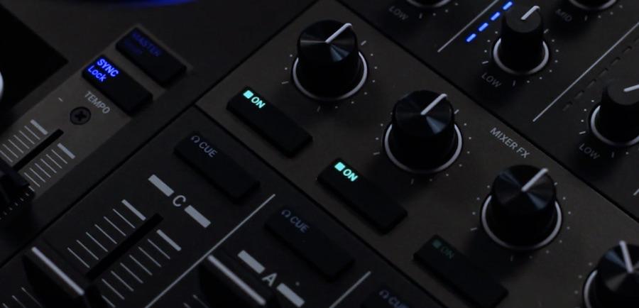 s4 mixer fx