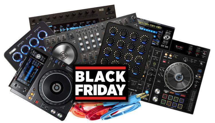 2018 Black Friday / Cyber Monday DJ Gear Sale