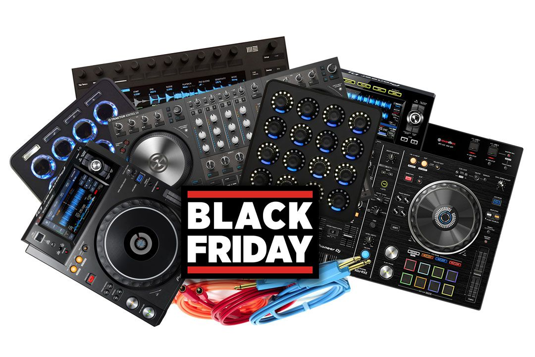 2018 Black Friday / Cyber Monday DJ Gear Sale