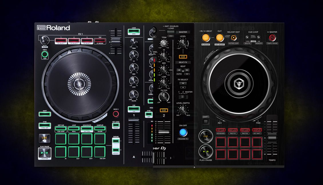 DJ-202 vs DDJ-404 comparison review