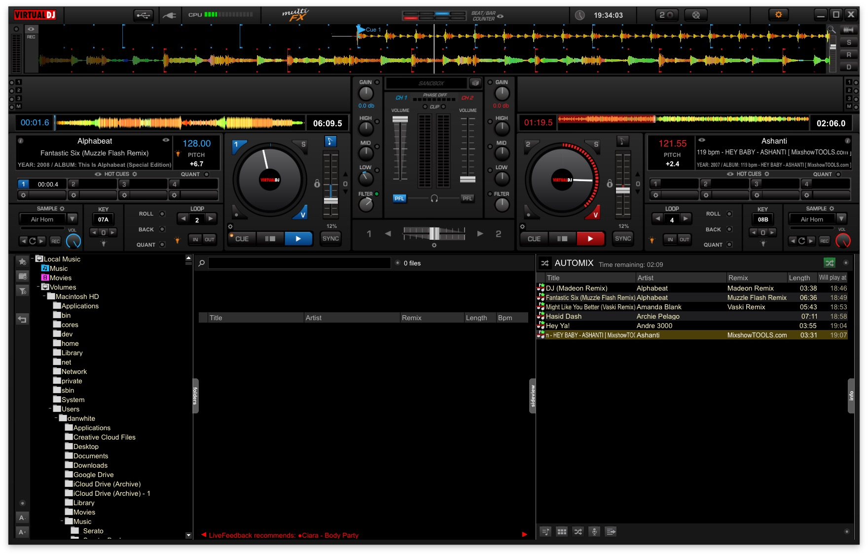 skin virtual dj 7 serato