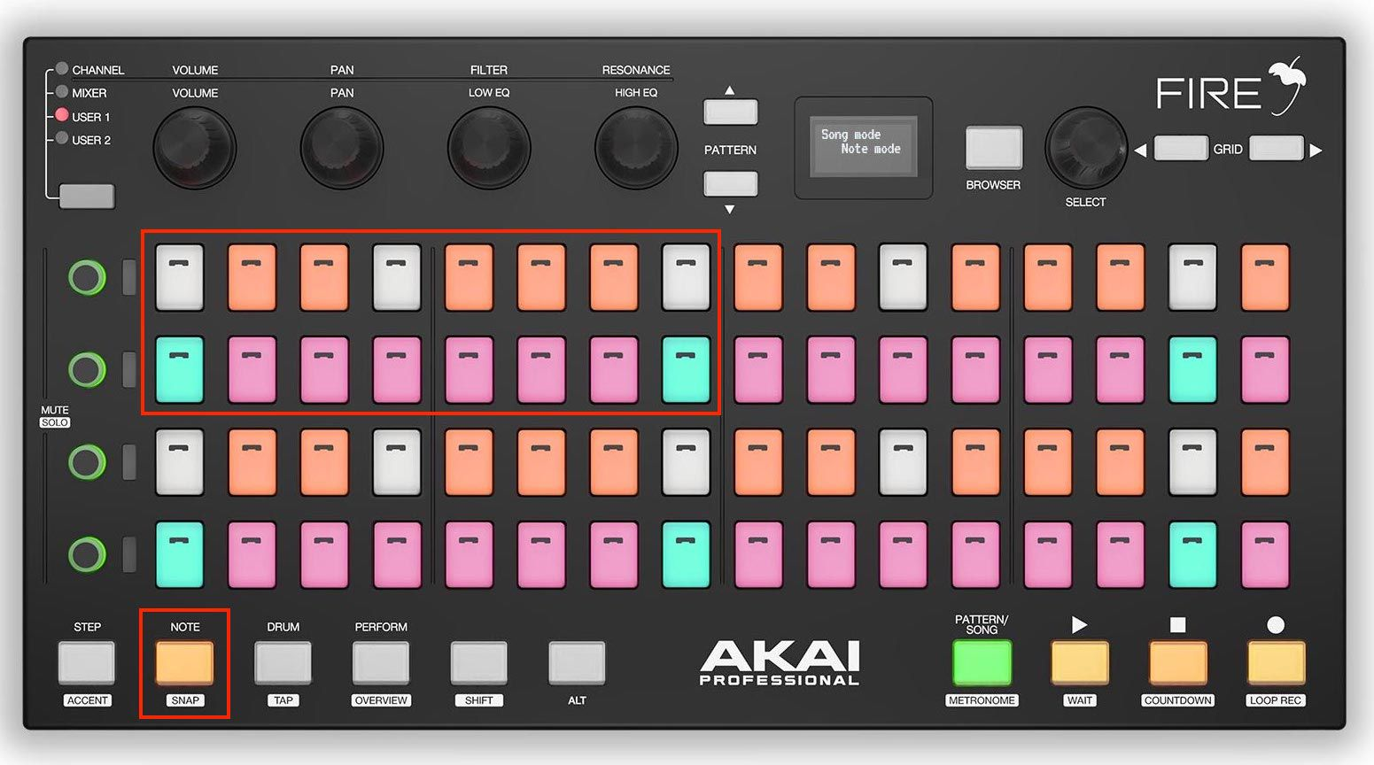 Review: Akai Fire Controller for Image Line FL Studio 20