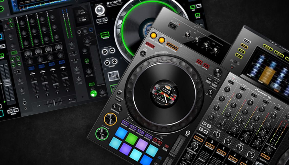 c0970796577 The Race Is On: Who Will Make The 4-Channel Standalone Unit DJs Crave? NAMM  2019