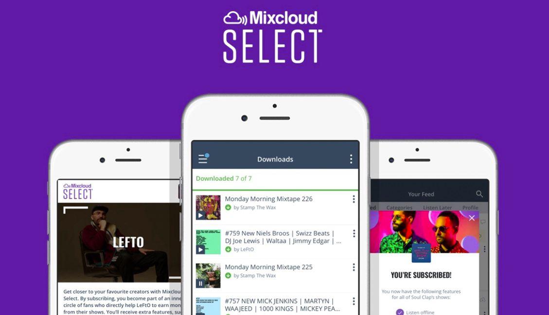 Mixcloud Select: Patreon for DJs?