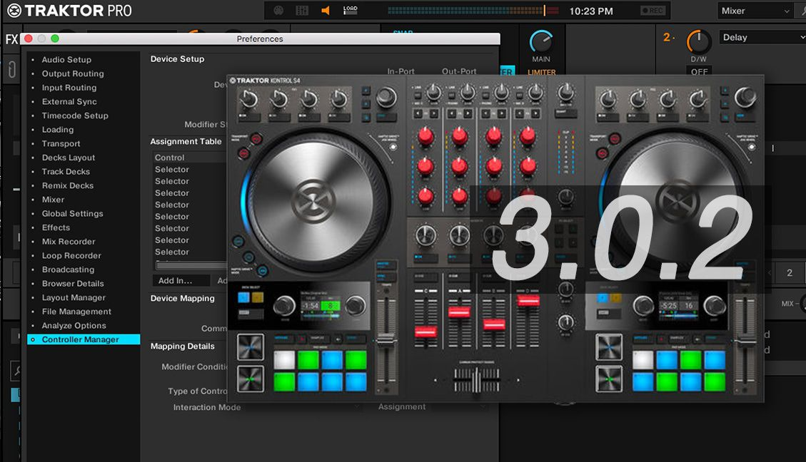 Traktor 3 0 2: MIDI Map the S4MK3 + S2MK3 - DJ TechTools