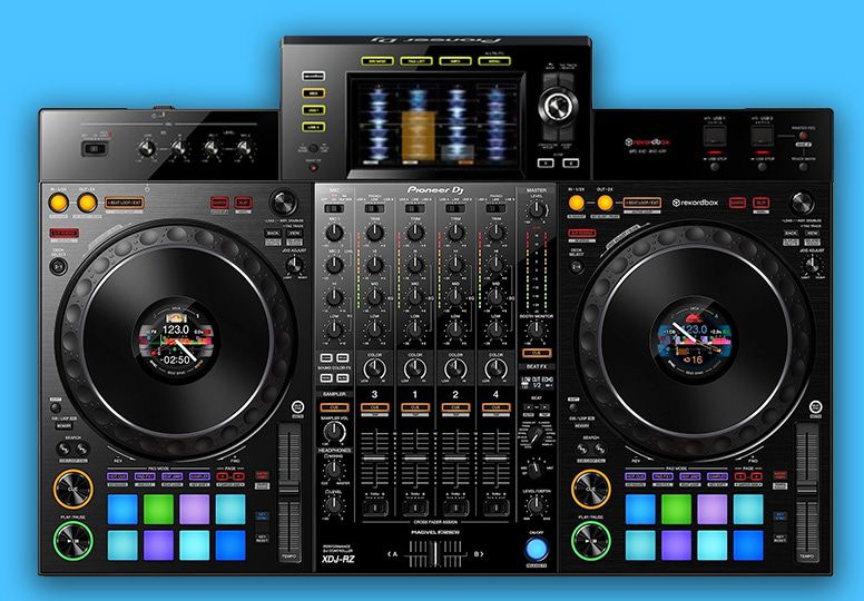 The Race Is On: Who Will Make The 4-Channel Standalone Unit DJs
