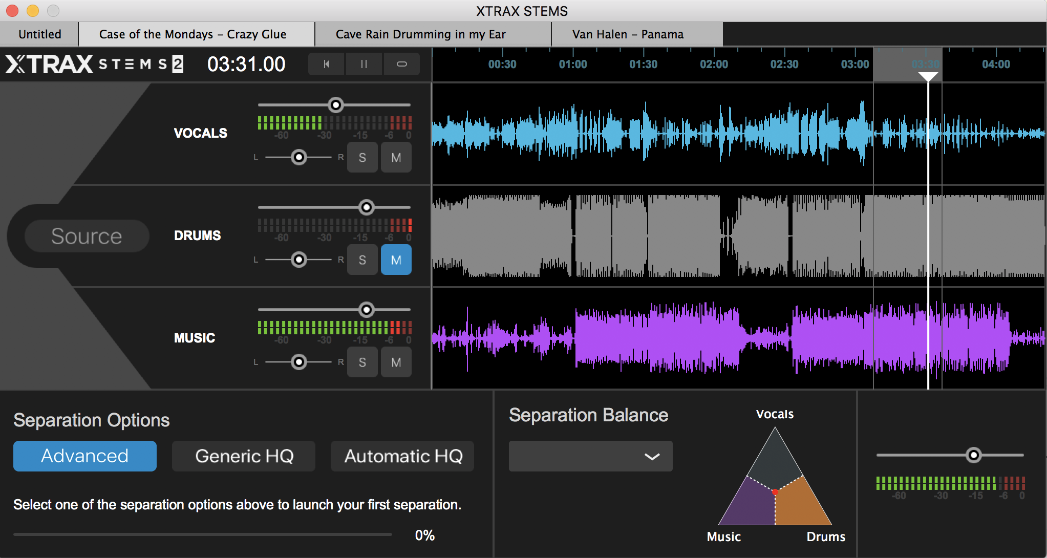 Review: Audionamix Xtrax Stems 2 - The Next Step in Track