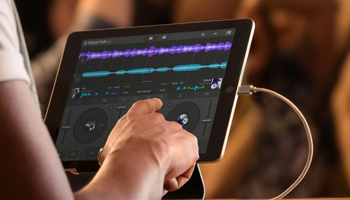 Traktor DJ 2: NI Has Rewritten Their App For iOS, PC, and Mac - DJ