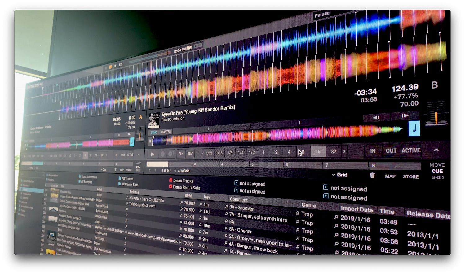 Traktor Pro 3 1 Coming With Parallel Waveforms
