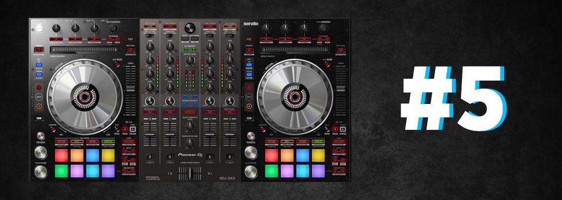 what were the top selling dj controllers in 2018 dj techtools. Black Bedroom Furniture Sets. Home Design Ideas