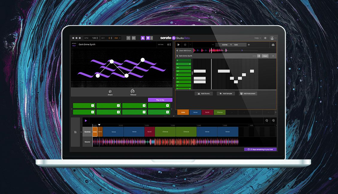 Serato Studio in Beta: Production software for DJs