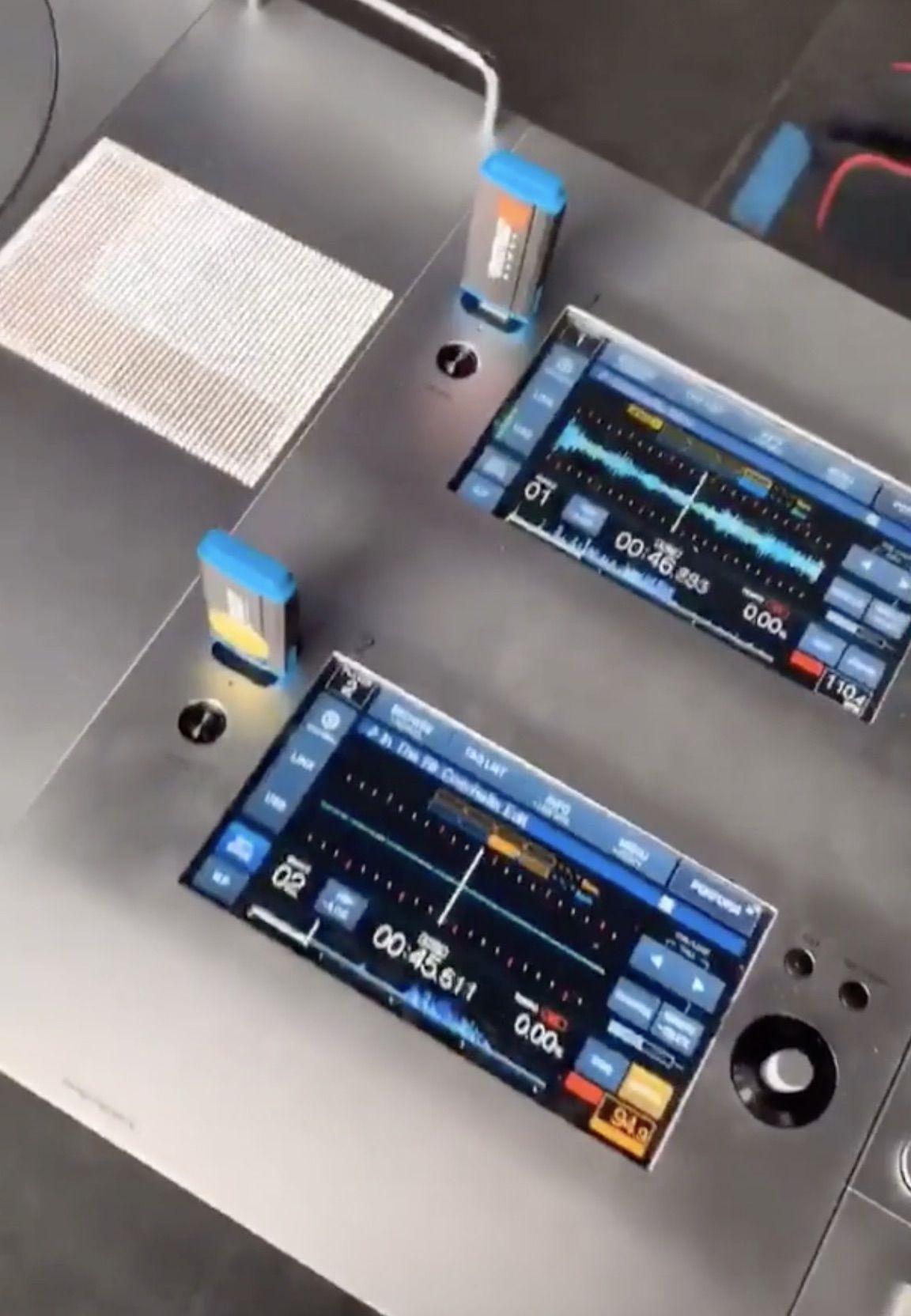 First Glimpse: Teenage Engineering / Pioneer DJ Custom DJ Gear At