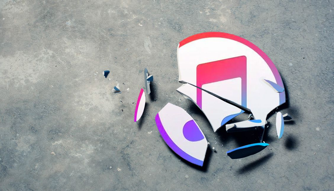 An iTunes Breakup Is Probably Coming